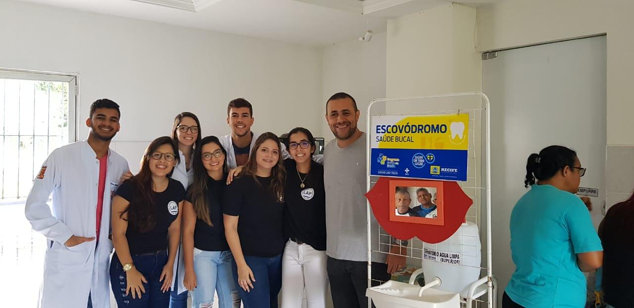 Semana Universitária 2019 - Extensão Viva - multirão FOP