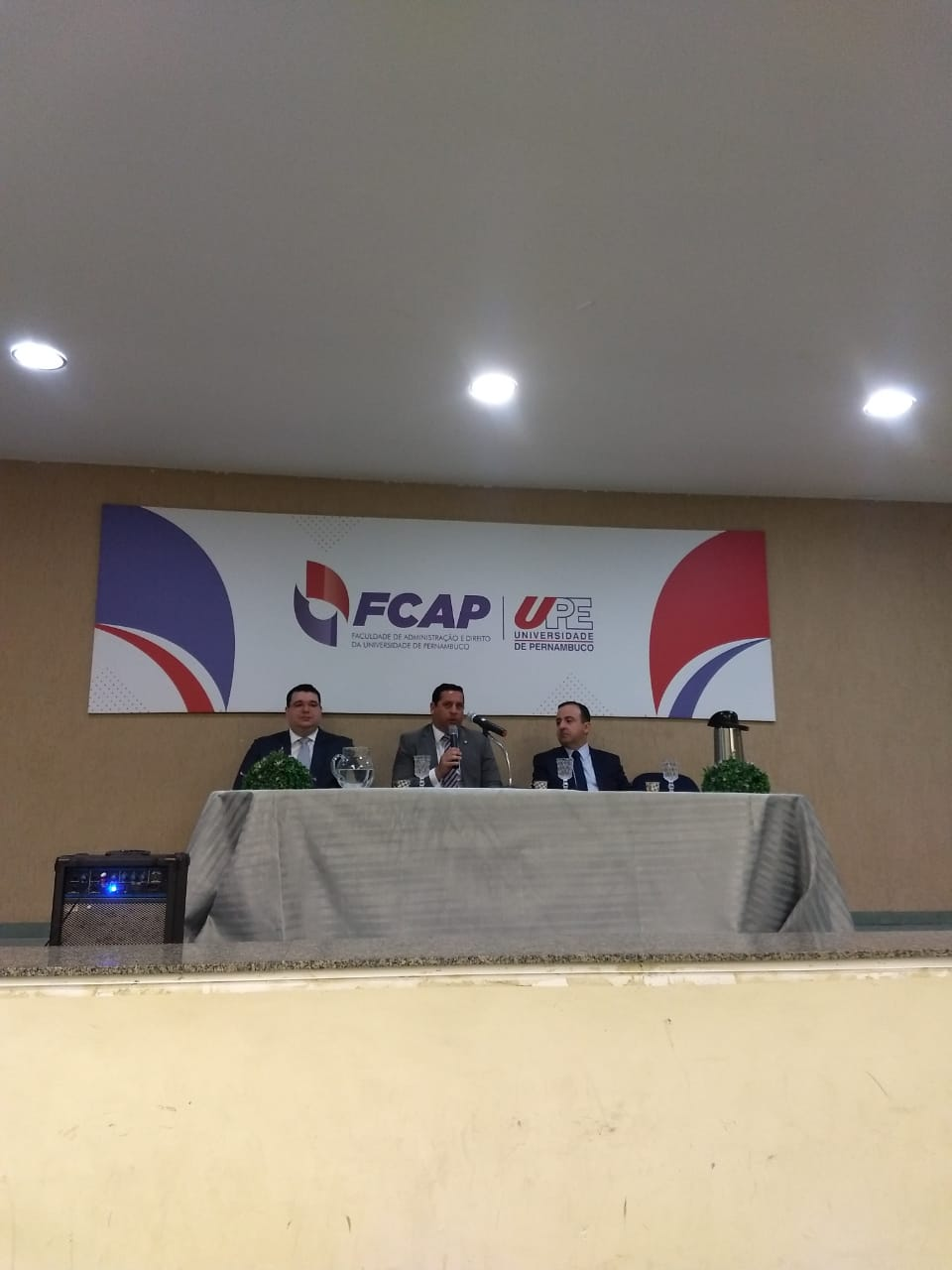 Semana Universitária 2019 - Mesa Processo civil  FCAP