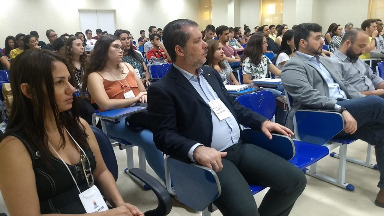 Semana Universitária 2019 - Palestra o Engenheiro Empreendedor -Poli